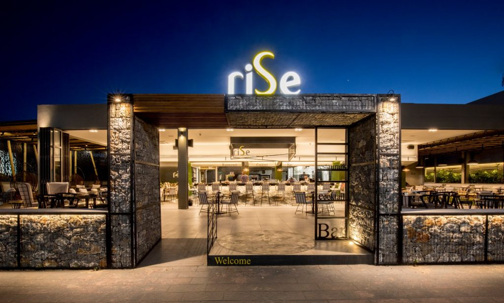 Rise Restaurant & Cocktail Bar