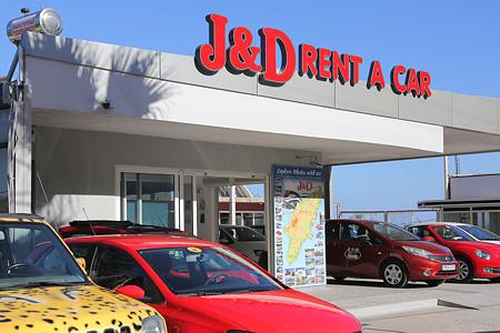 J&D Rent a Car