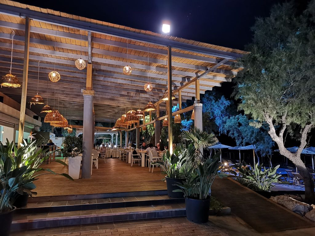 Galazio Restaurant & Beach Bar