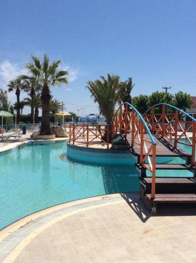 Aggelos Beach Hotel