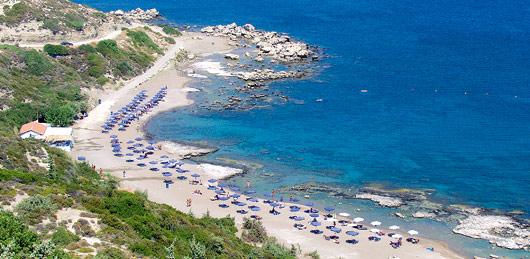Fkk Stand Faliraki Photo from Faliraki Nudist Beach in