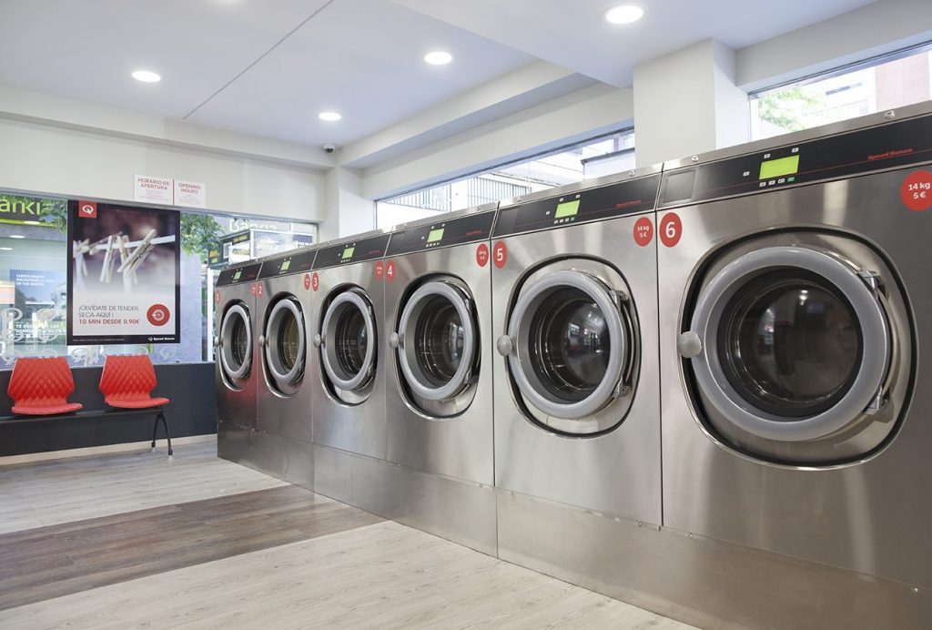 Faliraki's Laundry
