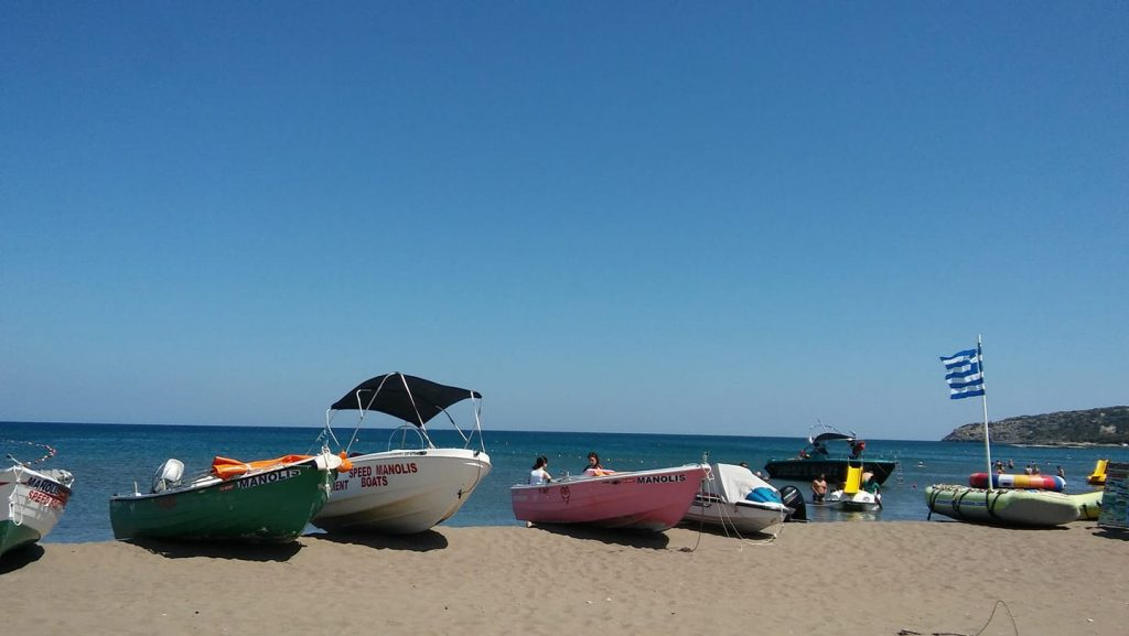 Manolis Speed Boat