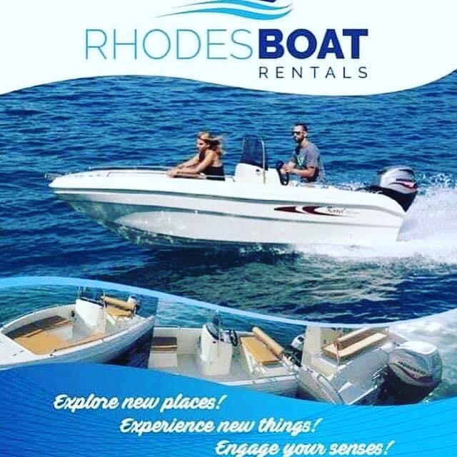 Rhodes Boat