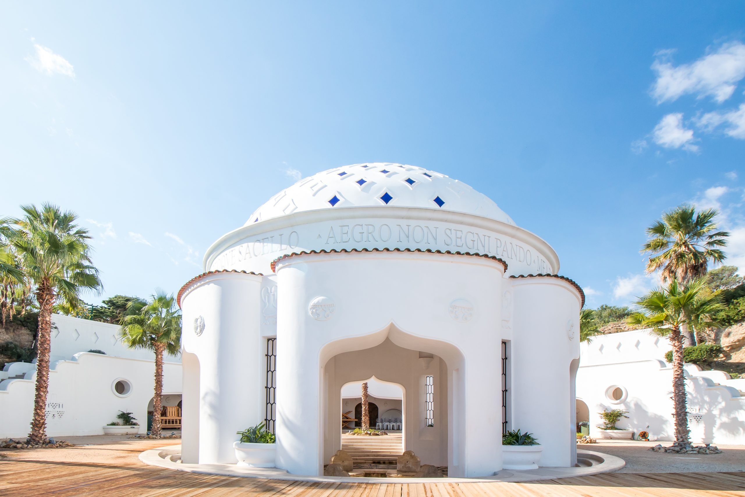 Faliraki web tv featuring Kallithea Springs.