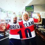 England's National teams biggest Greek fan is in Faliraki!!